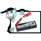 BATERIA Turnigy 3800mAh 2S1P 7.4v 25C hardcase pack