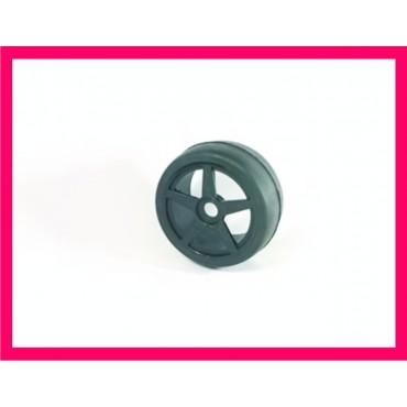 1/8 Pneus e Rodas Reforçados p/ Motores Brushless