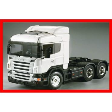 HERCULES HOBBY - SCANIA 1 14 R620 3 Eixo 6x4 Escala  Highline Tractor Truck Kit