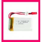 Bateria LIPO 7.4 v 850 mah 20C JST plugue SM