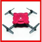 E55 Mini WiFi FPV Drone de Selfie Bolso Dobrável com Modo de Retenção de Altitude Quadricóptero RC