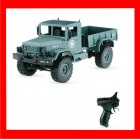 4x4 Rc Rock Crawler Rtr 1/16 ( MILITARY TRUCK SIPER SERIES)