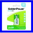 BATERIA GODEN POWER 9V
