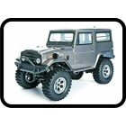 ​RTG Rc Car 1/10 Scale Electric 4wd Off Road Rock Crawler Truck Cruiser Climbing
