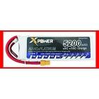 BATERIA   3S 11.1V 5200mAh 30C Lipo Battery
