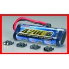 Bateria Venom 7.2V 4200mAh com plugue universal