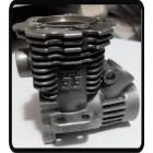 BLOCO DE MOTOR (USADO) Traxxas 1/10 Nitro 3.3 C/ ROLAMENTOS (USADOS)