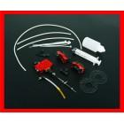 Partes Rovan 1/5 baja rc peças de reposição de gás roda Dianteira conjunto