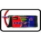 BATERIA EP 1500MAH  2S 15C Lipo Pack