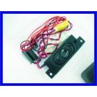 GT Power Police Cop Car Sistema de sirene de som de Voz para RC 1/10 Car - GT023