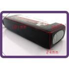 STARC 11.1V 8C 2200mAh Bateria Li-Poly Para Flysky Futaba Walkera Transmissor STARC 11.1V 8C 2200mAh Bateria Li-Poly Para Flysky Futaba Walkera Transmissor Descrição: Marca..