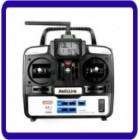 TRANSMISSOR Digital 2.4GHz 6-Channel RC T6EHP