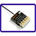 VD5M Hitec Compatível 2.4Ghz A-FHSS 5CH Micro Receiver