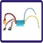 Esc Escovado à prova d'água  160A 3S com 5V 1A BEC XT60 Plug para 1/12 RC Car