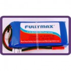 Bateria LiPo 2s 7.4v 1200mah 30c Fullymax JST