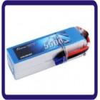 Bateria Lipo Gens Ace 6s 5500mah 22.2v 60c Ec5 Bateria Lipo Gens Ace 6s 5500mah 22.2v 60c Ec5 APLICAÇÃO APROPRIADA PARA HELIMODELOS. Marca ..