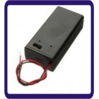 CAIXA PARA 9V Battery COM ON/OFF