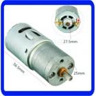 Motor elétrico  6-12v micro redução de velocidade