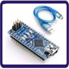 Arduino Nano V3.0 + Cabo Usb Atmega328