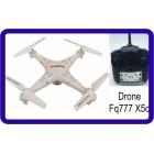 Drone Fq777 X5c 2.4g 4ch 6 Eixos c/ camera
