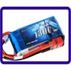 Lipo Bateria 1300mah 3s 25c Gens Ace Drone Racer Aero