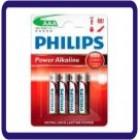 PILHA ALCALINA Philps LR03micro