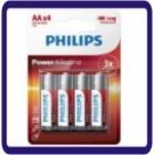 PILHA ALCALINA Philps LR6P4B/97