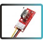 Ramps interruptor de final de curso 1.4 para RepRap mendel 3d impressora com 70 centímetros de cabo