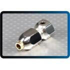 Barco acoplamento de eixo flexível para atender às cinco milímetros Motor Shaft - 5 milímetros de eixo flexível