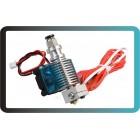 Kit Hotend Extrusora 3d 0.4 milímetros e3d-v6 de metaL+ Cooler