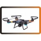 DRONE Zangão mundial gw007-1  com câmera HD de 2.0MP 2.4 g de 4 canais 6 eixo um retorno chave rc