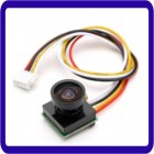 600TVL 1/4 1,8 milímetros CMOS FPV 170 graus grande Camera Lens Ângulo PAL / NTSC 3.7-5V PAL