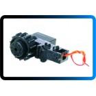 HuiNa Upgrade profissional metal roda motriz para escavadora RC