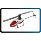 WLTOYS  v966 -  6ch 6 eixos giroscópio flybarless rc helicóptero bnf