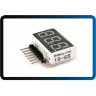 TESTE 1S-6S Battery Voltage Tester Low Voltage