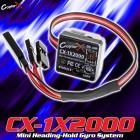 CopterX CX-1X2000 Programable Gyro para Trex T-rex 250 450 500 550 600 Helicopter