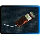 MICRO RECEPTORA OrangeRx R410 Spektrum DSM2 Compatible 4Ch 2.4Ghz Receiver