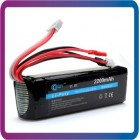 BATERIA  BQY Power 11.1V 2200mAh Lipo Battery For RC Transmitter