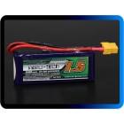 BATERIA  Turnigy nano-tech 1500mah 2S 25~50C Lipo Pack