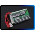 Turnigy nano-tech 750mAh 1S 35-70C Lipo Pack (Walkera V120D02S/QR Infra X/QR W100S