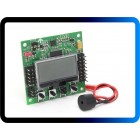 PLACA KK2.1.5 Multi-rotor LCD Flight Control Board With 6050MPU And Atmel 644PA