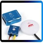 Jiyi p2 controlador de Vôo do piloto automático com 7 gps u-blox e 32 bits Processador f4 st