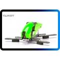 Tarot tl250h 250 milímetros semi- carbono kit quadro fpv piloto para Quadrotor multicopter