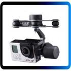 FPV G3-3D 3 eixos cardan para GoPro Hero3 / Hero4 Fotografia aérea 166g