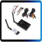 BOSCAM 5.8GHz Receiver Rx TS351 + RC805 5.8G FPV 200mW AV transmissor TX 2KM 65AQ