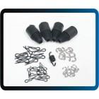 Baja repair kit set com bota eixo saco de reparo  para HPI KM Rovan baja