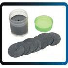 36pcs 24 milímetros Reforçado Dremel Cut Off Rodas Rotary Metalworking Disco