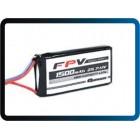 BATERIA Quanum FPV Headset Battery 7.4V 1500mAh 3C