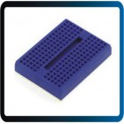 Protoboard Mini  170 Pts 35x47x8,5mm KS214 - AZUL