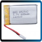 BATERIA Upgraded Syma X5C H5C X5 X5SC 3.7V 600mAh 25C Lipo Battery